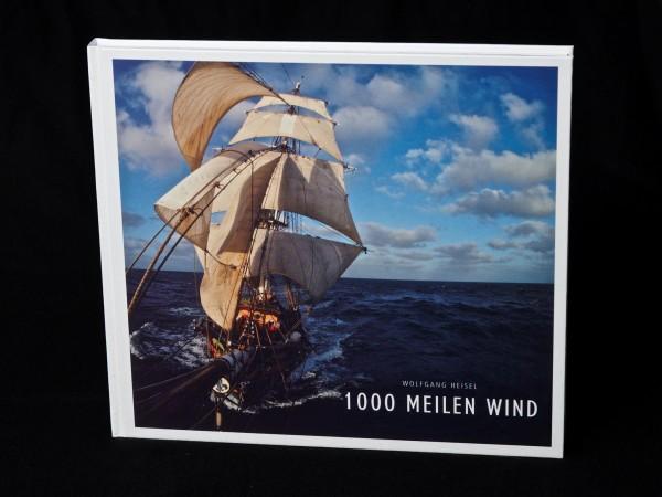 1000 Meilen Wind - Das Buch