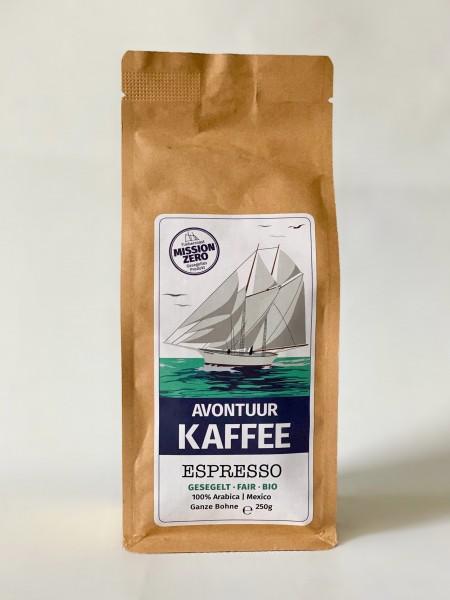 Avontuur Kaffee - Espresso