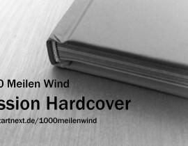 1000 Meilen Wind - Mission Hardcover