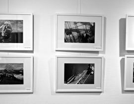 Die Ausstellung im Rahmen des 13. Schömberger Fotoherbst 2015